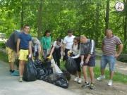 SNPAP Târgu-Ocna implicată în activităţi de ecologizare la Slănic Moldova