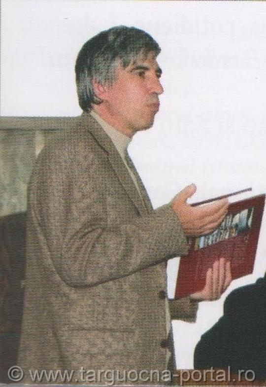 Prof. Corneliu Stoica premiat de Academia Română