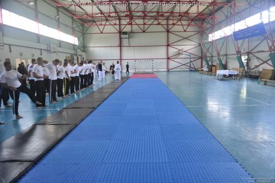 """Seminarul """"Autoapărare-Educație și spirit"""" la a IV ediție în stațiunea turistică Târgu-Ocna"""