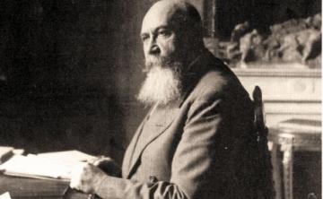 Nicolae Iorga vizitează, în vara anului 1914, Staţiunea turistică Târgu Ocna