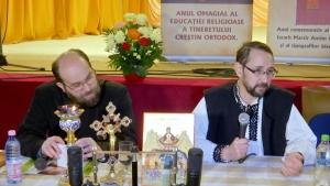 Despre tinereţe, iubire şi jertfă -  conferinţă susţinută de Prof. univ. conf.dr. Sebastian Moldovanu