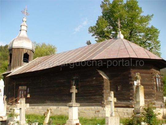"Biserica ""Domnească"" (Cuvioasa Parascheva)"
