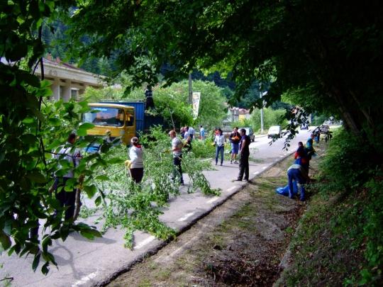 Let's do it SNPAP Târgu-Ocna for Slănic-Moldova