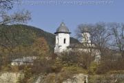 Trecerea timpului - Biserica Răducanu - vedere exterioară