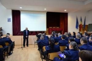 """""""Gratiile nu distrug suflete"""" - conferință ținută la SNPAP Târgu-Ocna"""