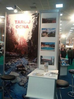 Târgu-Ocna la Târgul de turism 2013