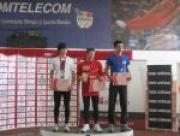 Bordei Ştefan a câştigat medalia de bronz la Hexatlon.