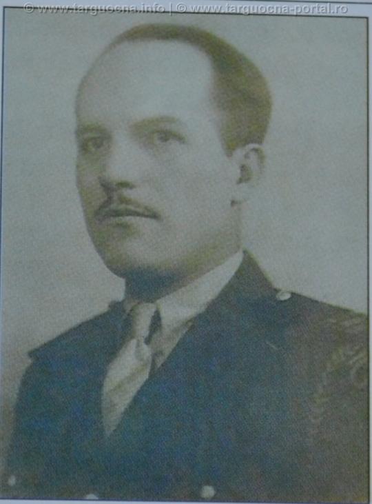 Arbănaş Neculai - învăţător, căpitan, erou în război...a locuit în Târgu-Ocna