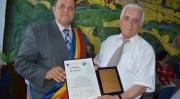 Un istoric ce îşi merită locul în galeria personalităţilor staţiunii - Prof. Ştefan Pelin