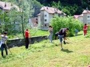 Ziua mondială a Protecţiei Mediului sărbătorită la SNPAP Târgu-Ocna
