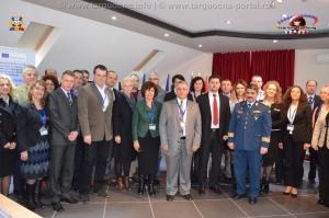 Learning by Doing - întâlnirea transnaţională la SNPAP Târgu-Ocna