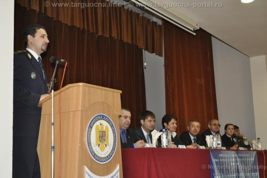 Începerea noului an şcolar la SNPAP Târgu-Ocna 2011-2012