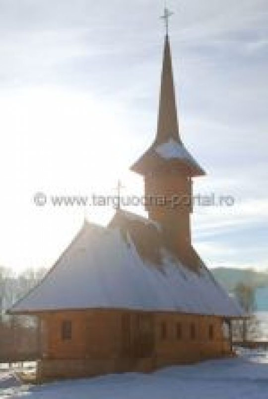 Biserica Sf. Cuvios Eftimie cel Mare