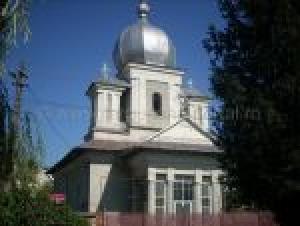 Biserica Sfinţii Voievozi Mihail şi Gavril