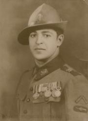 Ioan & Dimitrie Dimăncescu - eroi printre eroii luptelor din august 1917 de pe Dealul Coşna (HILL 789)