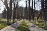 Staţiunea Târgu-Ocna pe locul 28