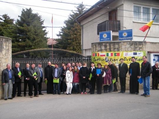 """Youth in Action in Detention"" la SNPAP Târgu-Ocna"