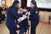 """Seminarul """"Modalități de acordare a primului ajutor în situații de urgență"""" la SNPAP Târgu-Ocna"""