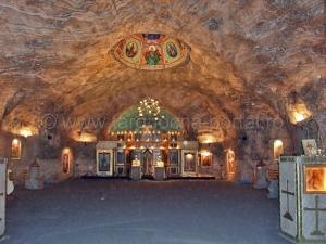 Biserica Sfânta Varvara din mina Salina
