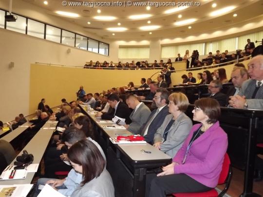 """Conferinţa """"Devianţă şi criminalitate, evoluţie, tendinţe şi perspective""""-ediţia a II-a"""