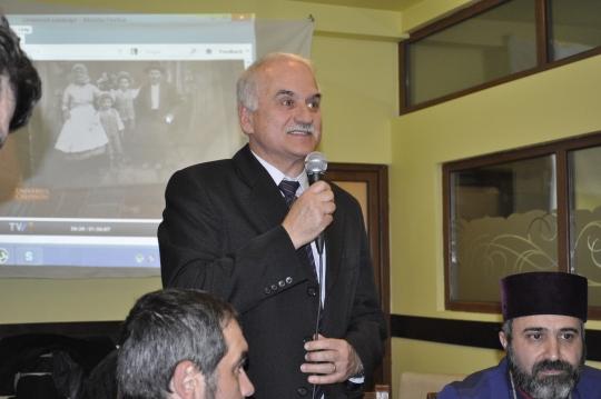 Istoria comunităţii armene-lansare de carte la Târgu-Ocna