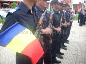 Staţiunea Târgu-Ocna îşi omagiază eroii căzuţi la datorie
