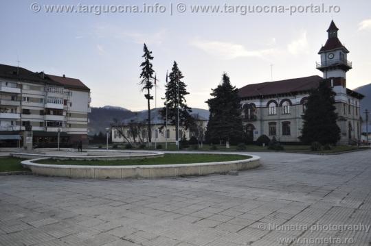 Târgu-Ocna, oraşul fascinaţiei turistice