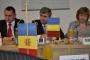 Vizita delegaţiei din Cricova-Chişinău la Târgu-Ocna
