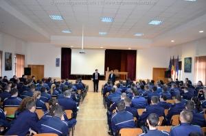 Prelegeri de către specialiști din sistemul penitenciar - SNPAP Târgu-Ocna