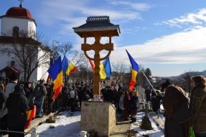 Comemorarea anuală a lui Valeriu Gafencu și a tuturor deținuților politici din Penitenciarul Târgu Ocna