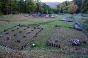 Zona arheologică Titelca