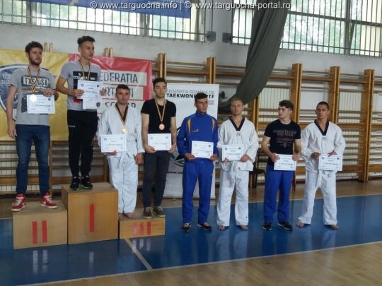 Rezultatele campionatului naţional universitar de Taekwondo WTF, ediţia XII-a