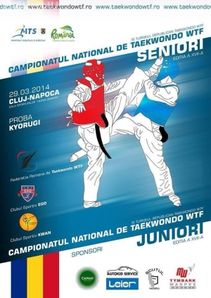 Elevii Școlii Naționale a Agenților de Penitenciare au ocupat tot podium la Turneul Taekwondo