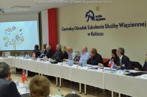 Conferinţă anuală a Academiilor Europene de Formare în Domeniul Penitenciar