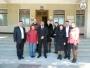 Vizita de studiu a unei delegaţii din Republica Moldova la SNPAP Târgu-Ocna